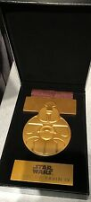 DIsney Parks Star Wars Medal of Yavin Replica - Brand New in Box