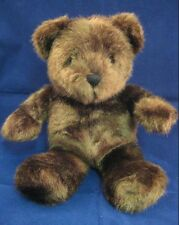 Dark Brown Bear Plush Teddy Its all Greek to Me 31P2 Stuffed Animal Toy Lovey