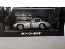 MINICHAMPS 1:43 Mercedes Benz 300 SLR Coupe 1955 432553200