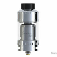IJOY Tornado Hero Sub Ohm Tank 5.2ml / SS (Authentic) Silver