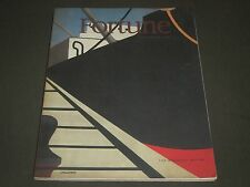 1944 NOVEMBER FORTUNE MAGAZINE - GREAT COVER & ADS - F 180