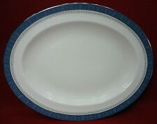 ROYAL DOULTON china SHERBROOKE H5009 pattern Oval Serving Platter - 13-5/8""