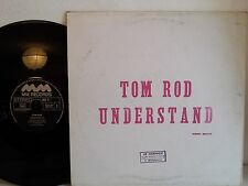 "MAXI 12"" TOM ROD The New York rock / understand 6830 797"