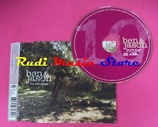 CD singolo Ben & Jason The Wild Things GOBCD 44 CD 1 UK 2001 no mc lp(S20)