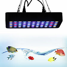 165W Dimmable led aquarium light for home tank fershwater coral reef fish lamp