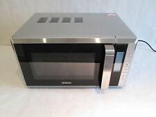 Mikrowelle mit Grill 1000 W 20 L. 8 Pr., 8 Leistungsstufen, Silber A