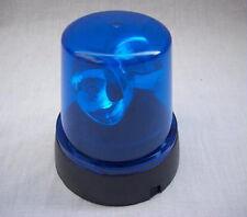 MINI Rundumleuchte Blau Blaulicht Leuchte Warnlicht Warnleuchte Blinklicht NEU A