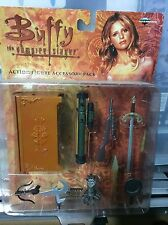 BUFFY THE VAMPIRE SLAYER ACTION FIGURE WEAPONS ACCESSORY PACK - Sealed