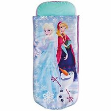 Disney Frozen Junior ReadyBed - Kids Airbed and Sleeping Bag in one