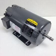 BALDOR 1 HP 1750 RPM TENV 180A/200F VOLTS 56 DC MOTOR NEW SURPLUS