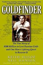Goldfinder: The True Story of $100 Million In Lost Russian Gold -- and-ExLibrary