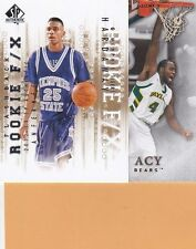 2012-2013 SP AUTHENTIC BASKETBALL LOT (550+) *INV 052
