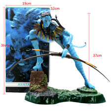 Crazy Toy James Cameron's Movie Avatar Navi Neytiri Assemble Action Figure Statu
