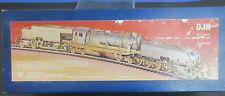 GRANDSPOT N.S.W.G.R. H0 Class AD60 4-8-4 + 4-8-4 Ref E168 Dampflock Bausatzreste