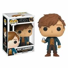 Funko Pop! Vinyl * Newt Scamander* #2 Harry Potter Fantastic Beasts Movie Figure