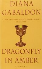 Dragonfly in Amber (Book #2 of the Outlander Series) by Diana Gabaldon! New!