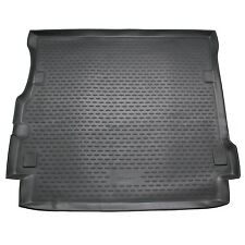 Land Rover Discovery 4 (5 Seater) 09-16 Rubber Boot Liner Fitted Black Floor Mat