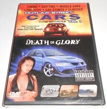 Outlaw Street Cars: Death and Glory (BRAND NEW DVD)