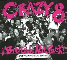 Crazy 8s - Big Live Nut Pack: 20th Anniversary Edition [New CD]
