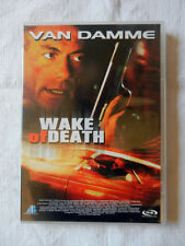 WAKE OF DEATH Van Damme Film DVD