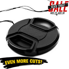 58MM 58 MM LENS CAP HOOP COVER FOR CANON REBEL 350D 1000D 400D 500D 450D