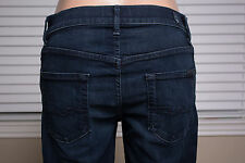 Men's 7 For All Mankind Luxe Performance Carsen Dark Wash Jeans Sz 30 x 28.75