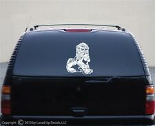 Chinese guardian lions Vinyl Decal,Imperial guardian lion,Shi,Foo Dogs,Lg
