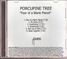 porcupine tree fear of a blank planet limited edition cd