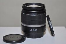 Canon EF-S 18-55mm f/3.5-5.6 STM IS Lens with UV filter