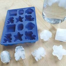 Official Retro Nintendo Super Mario Bros. Party Ice Cube Tray Mould - Boxed Gift