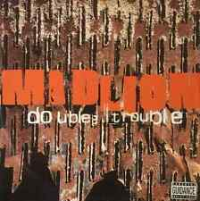 "MAD LION ‎- Double Trouble (12"") (VG/VG-)"
