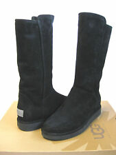 Ugg Collection Abree Black Women Boots US12/UK10.5/EU43