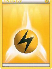 Pokémon-énergie électrique carte du plasma blast elite trainer box