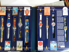 SWATCH OLYMPIC-SPECIAL+BOX1PACK HISTORIC OLYMPIC GAMES+NEU/NEW