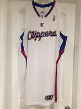 NWT NBA Los Angeles Clippers 100% Authentic Adidas Blank Jersey - L2 - $354