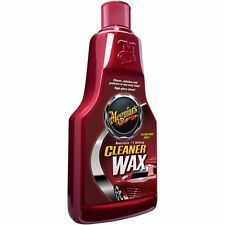 Meguiar's Meguiars Cleaner Wax Liquid 473ml detailing car truck
