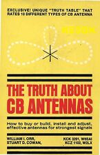 The Truth About CB Antennas * CB Antennas * CDROM * PDF