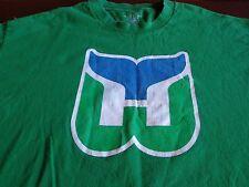 Hartford Whalers  Old Time Hockey Alumni T-Shirt men's size-XL   R2