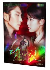 Moon Lovers – Scarlet Heart: Ryeo Korean Drama (4DVDs) High Quality - Box Set!