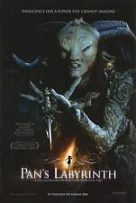 """PAN'S LABYRINTH Movie Poster [Licensed-NEW-USA] 27x40"""" Theater Size (B)"""
