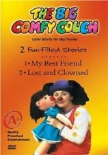 The Big Comfy Couch - My Best Friend/Lost and Clowned (DVD, 2004)