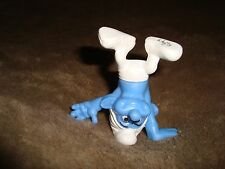 2013 Mcdonalds Happy Meal Toy #7 Smurf 2 Hefty 3""