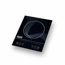 Portable Induction Cooktop Hot Plate Electric Stove Single Burner Counter Top