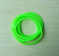 Fashion 5Pcs silicone elastic rubber band Bracelet wristband Bangles #2