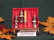 90624 Lee Carbide 3-Die Pistol Set 32 S&W Long 32 Colt New Police