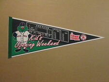 MLB Red Sox Kid's Opening Weekend Style #2 Logo Pennant