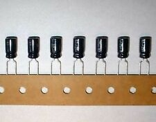 Lot of 15 Electrolytic Capacitor 82uF 25V 105°C HFQ