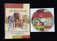 DVD Only!  All About Faces With Julie Fei-Fan Balzer