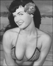 Bettie Page 8x10 Photo 003