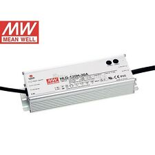 Mean Well HLG-120H-36A 120W 36V 3.4A LED Driver Waterproof Three dimming functio